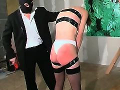 Slutty mature blonde is so kinky that she lets these guys