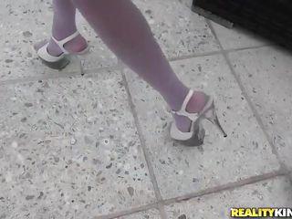 pervert slut has a tacky pussy