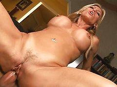 Amber Lynn MILF fucking