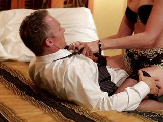 merciless dana obtains naughty with her man