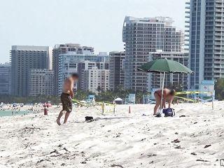 slutty girls get laid on the beach