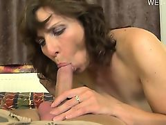 Horny student intense doggystyle