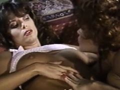 Exotic retro sex scene from the Golden Era