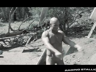 heading outdoors and giving head