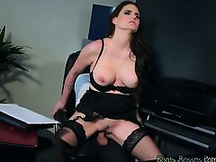 Hot Vixen Marie Clarence Gets Demolished By CEO