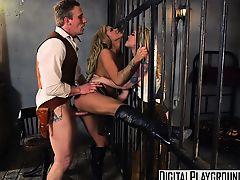 XXX Porn video - Rawhide Scene 2 Jessa Rhodes