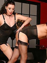 Anastasia Trains Love Servant