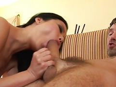 Asian MILF hottie Niya Yu gets filled hard